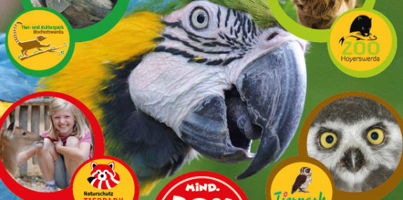 Plakat Rabattaktion Jahreskarten Zoo_Tierpark