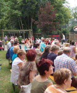 Tiergartenfest 60 Jahre Zoo